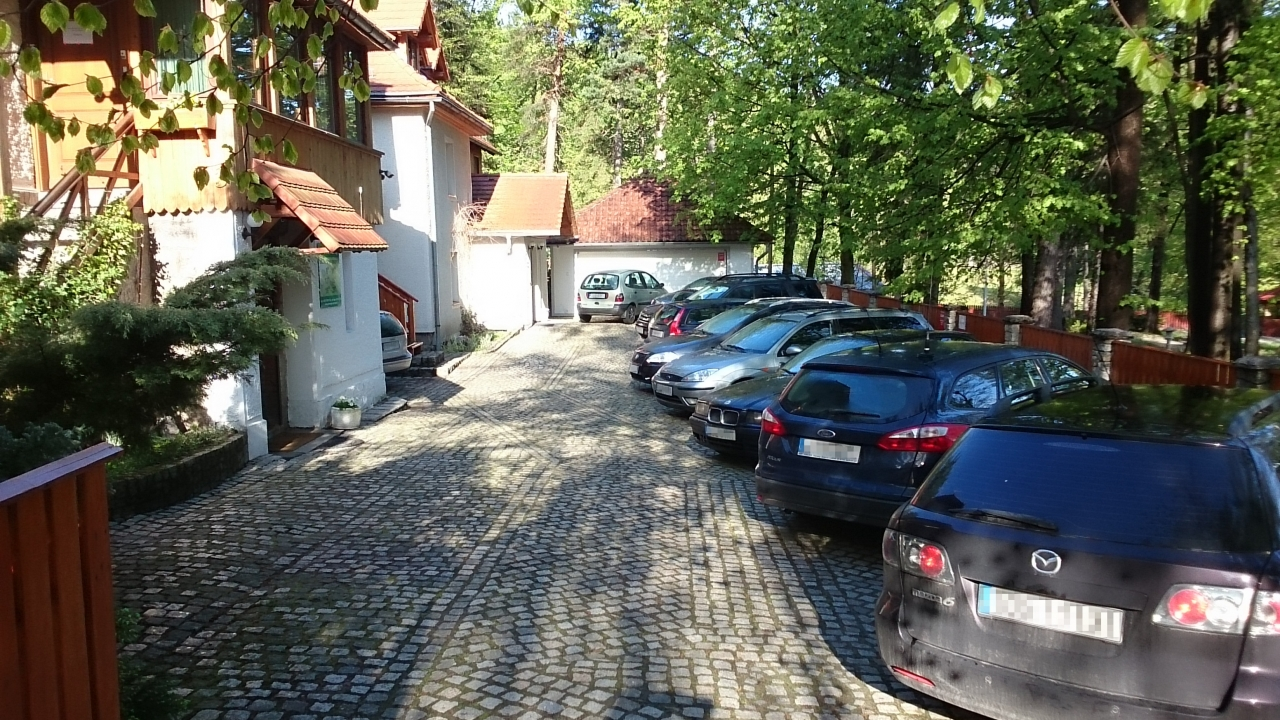 Parking PENSJONATU