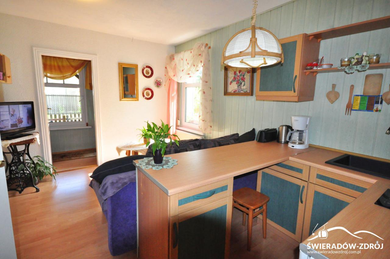 Apartament  Mały - kuchnia 13..09.2017
