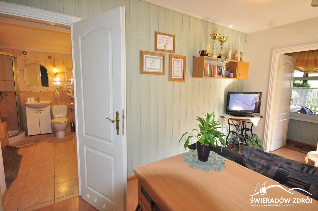 Apartament  Mały - salon (1) 13..09.2017