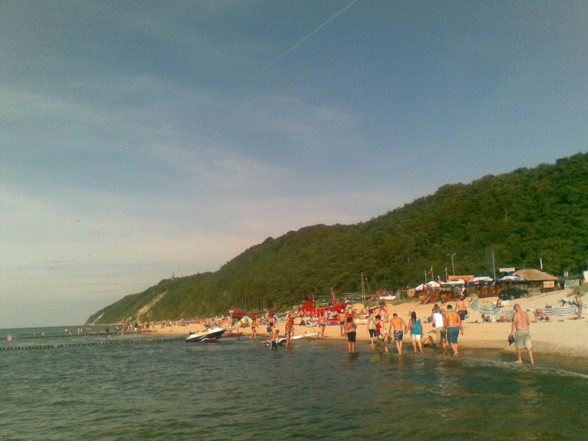 Plaża pod Kawczą Gorą
