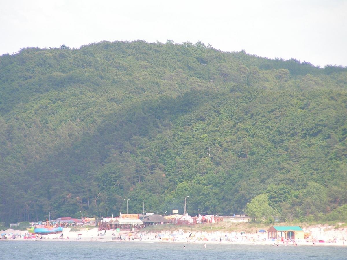 Międzyzdroje - port rybacki