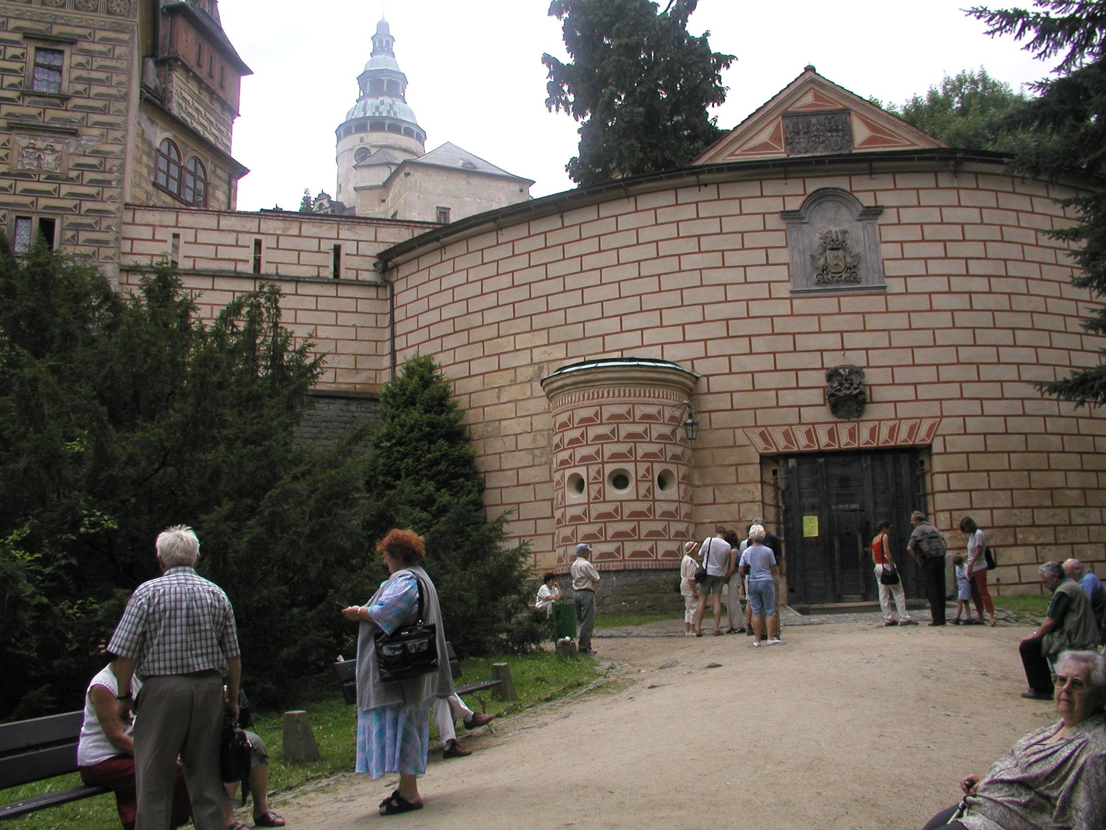 Zamek Frydland
